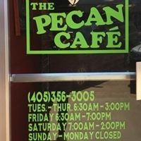 The Pecan Cafe, Wellston, Ok