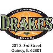 Drakes Steak and Ale Quincy