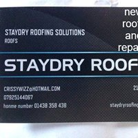 Staydry roofers