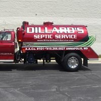 Dillard's Septic Service