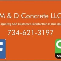 M & D Concrete LLC