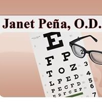 Janet Pena O.D.