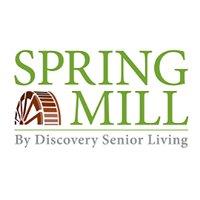 Spring Mill Senior Living Community
