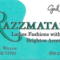 Razzmatazz  Ladies Fashions and  Brighton Accessories
