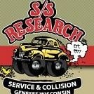 S/S Research, Inc.
