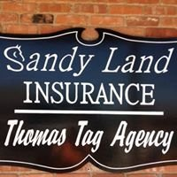 Sandy Land Insurance and Thomas Tag Agency