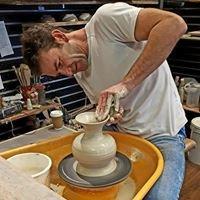 Simon Thorborn at Arran Ceramics