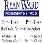 Ryan Ward Pre-Owned Cars & Trucks