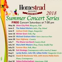 Summer Concerts at The Homestead
