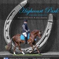 Highcourt Park Equine Services