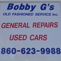 BOBBY G'S OLD FASHIONED SERVICE,INC