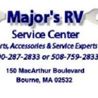 MAJOR'S RV SERVICE CENTER