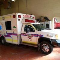 Muskwachees Fire and Ambulance