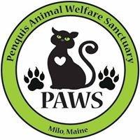 PAWS of Milo Penquis Animal Welfare Sanctuary