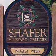 Shafer Vineyard Cellars  - Owner/Operators Jerry and Miki Kramer