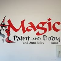 Magic Paint and Body Saskatoon