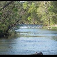Blue River Cabin OKlahoma