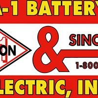A-1 Battery & Electric Inc