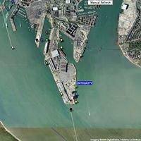 Southampton Port, U.K.