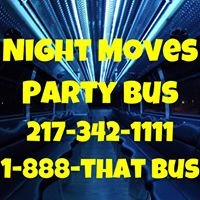 Night Moves Party Bus