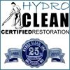 Hydro Clean Certified Restoration