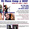 MJ Music Camp at NCCF
