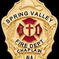 Spring Valley Fire and Rescue Chaplain
