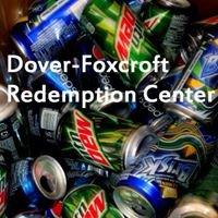 Dover-Foxcroft Redemption Center