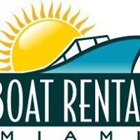Miami Boat Rental