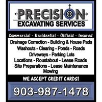 Precision Excavating Services