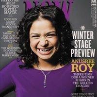 Jennifer Hudson, NOW Magazine Senior Marketing Executive