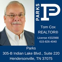 Tom Cox Nashville Realtor