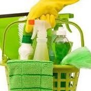 3 girls cleaning service