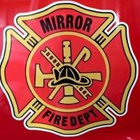 Mirror fire department