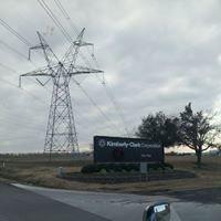 Kimberly Clark Plant, Paris Texas