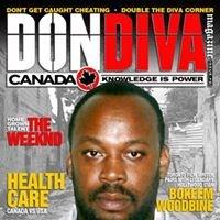 Don Diva Magazine Canada