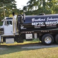 Brothers Johnson Inc. Septic Service