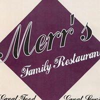 Merr's Family Restaurant