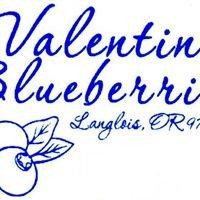 Valentine Blueberries