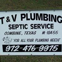 T&V Plumbing LLC., Septic Pumping, & Port-A-Potty Rentals