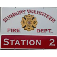Sunbury Volunteer Fire Dept., Station 2 (Corapeake Fire Station)