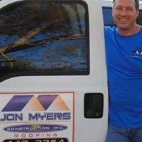 Jon Myers Roofing & Construction, Inc.