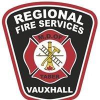 Vauxhall Regional Fire Department