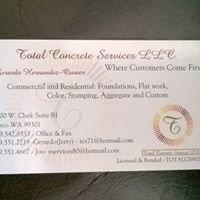 Total Concrete Services