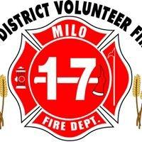 Milo & District Volunteer Fire Association