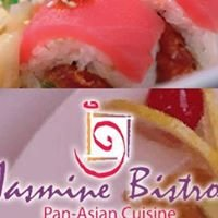 Jasmine Bistro, Sushi Bar & Pan-Asian Cuisine
