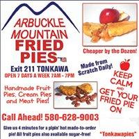 Arbuckle Mountain Fried Pies, Tonkawa, OK