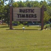 Rustic Timbers Door County Camping
