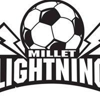 Millet Lightning formaly known as Millet & District Soccer Association