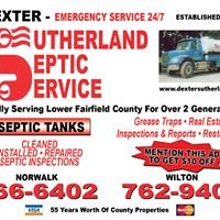 Dexter Sutherland Septic Service